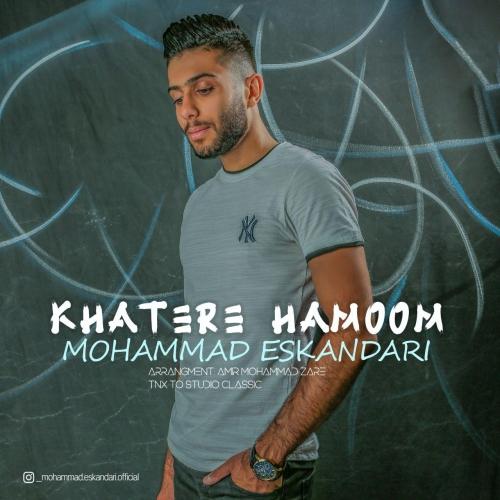 دانلود آهنگ محمد اسکندری به نام خاطره هامون