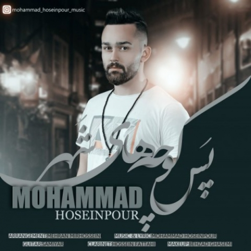 دانلود آهنگ محمد حسین پور به نام پس کوچه های شهر