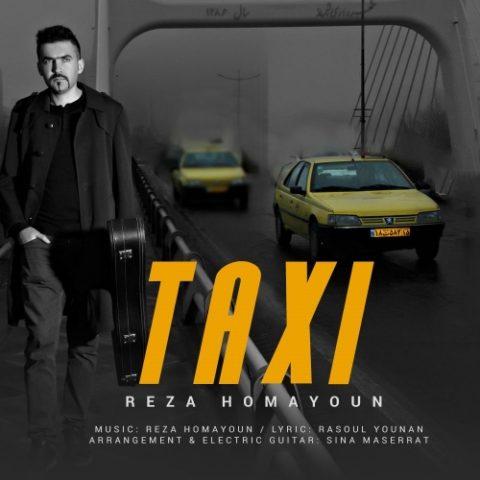 دانلود آهنگ رضا همایون به نام تاکسی