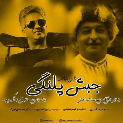 اسماعیل نیکپور جبش پلنگی