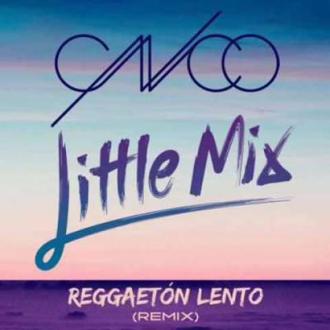 CNCO Ft Little Mix Reggaeton Lento