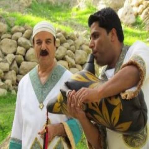 غلام رضا وزان دیگه ناشم به کلعه
