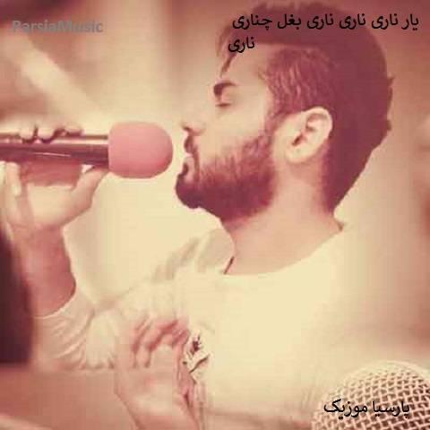 حسین عامری بغل