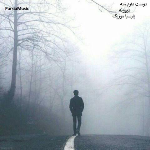 حسین عامری دوست دارم