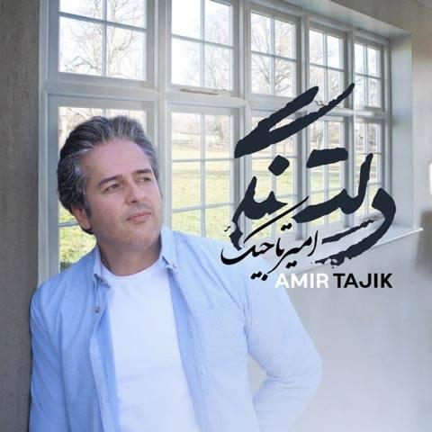 دلتنگی از امیر تاجیک