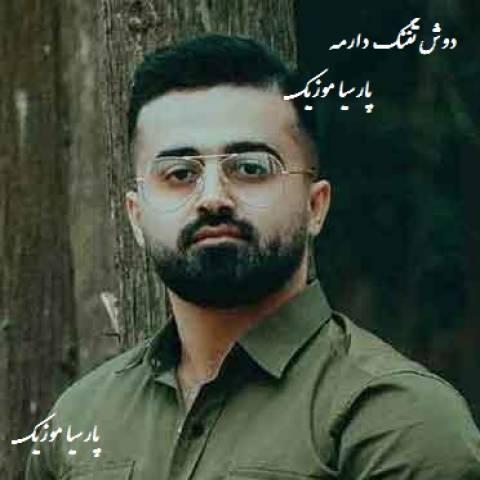 دوش تفنگ دارمه از رضا علیزاده