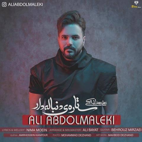 ستاره ی دنباله دار از علی عبدالمالکی